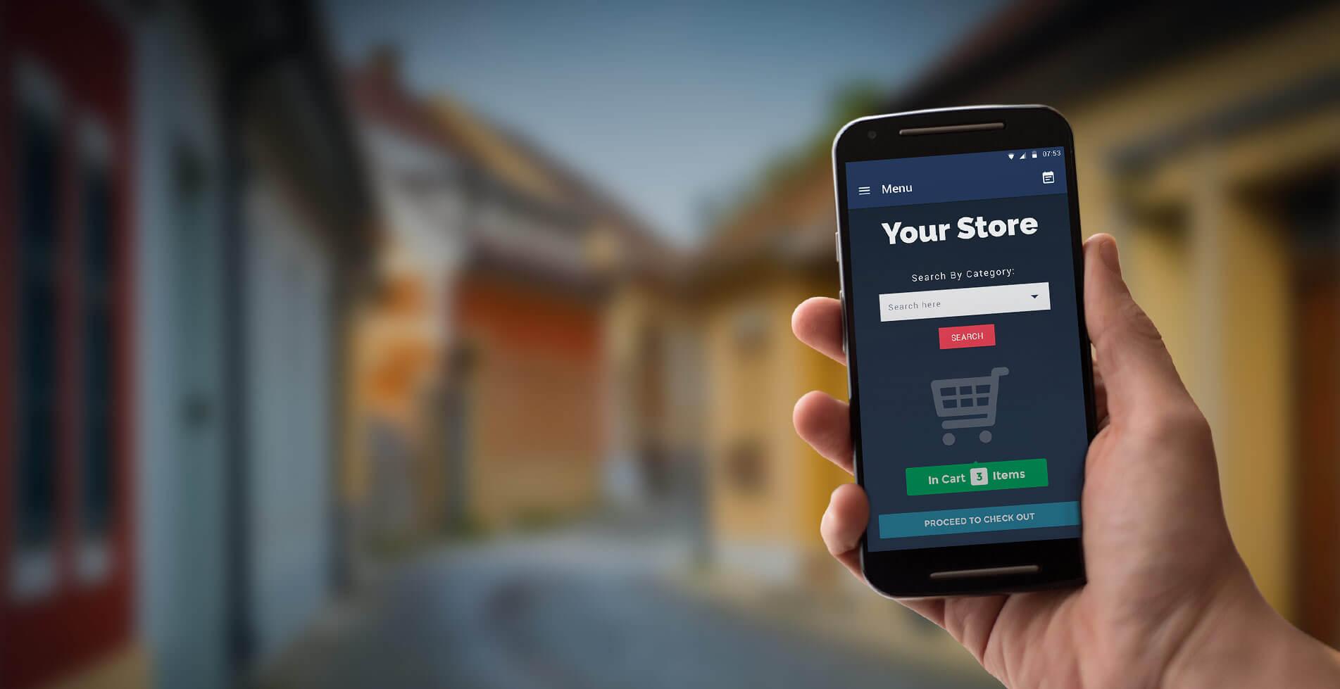 Cygneto Mobile Ordering App