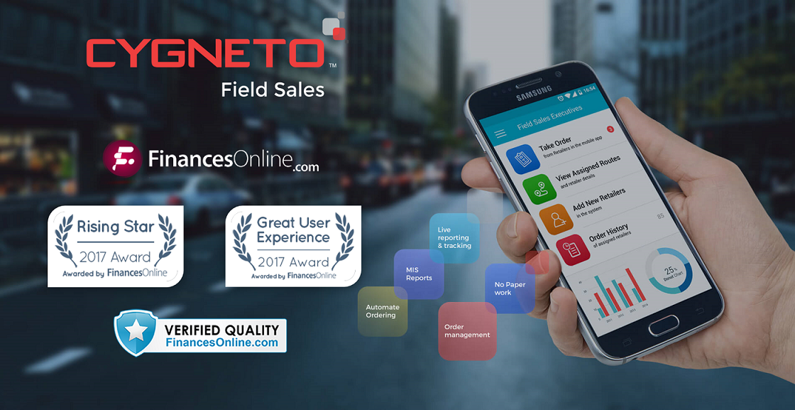 Field sales solution reviews